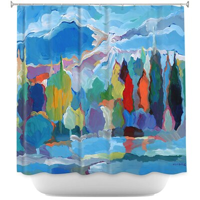 Colorado�Shower Curtain