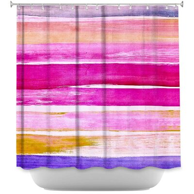 Color Play VI Shower Curtain