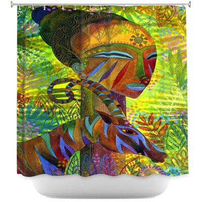African Queens Shower Curtain