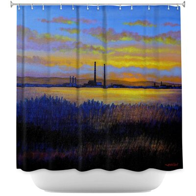 Clontarf I Shower Curtain