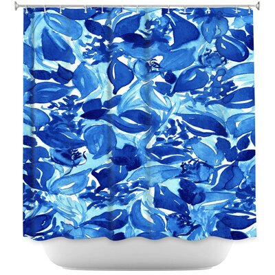 Blossoms Unchained Shower Curtain