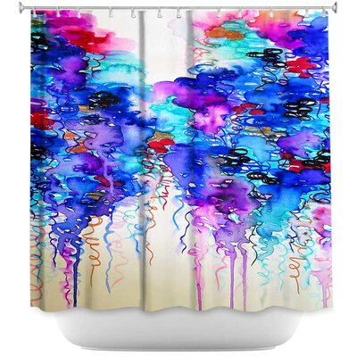 Cloudy Day I Shower Curtain