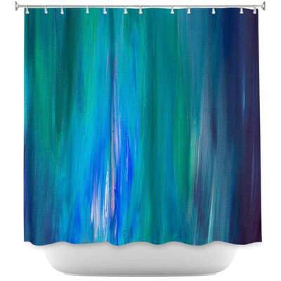 Irradiated Shower Curtain