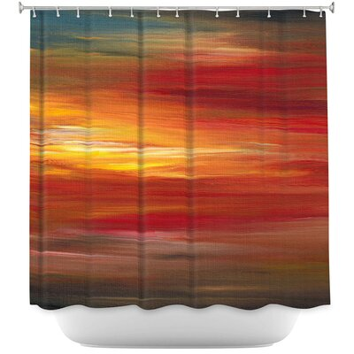 Intoxication I Shower Curtain