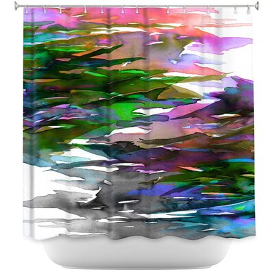Fervor II Shower Curtain