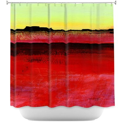 Mesa XIII Shower Curtain