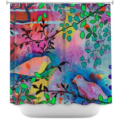 You Found Me Shower Curtain