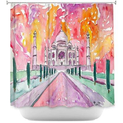 Taj Mahal Shower Curtain