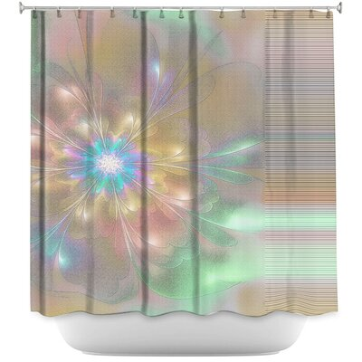 Lusciously Soft Shower Curtain