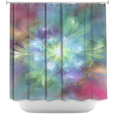 Softly Whispers 2 Shower Curtain