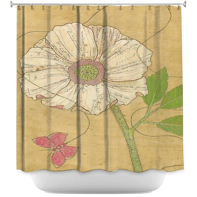 Lucey Aerial Maneuvers Shower Curtain