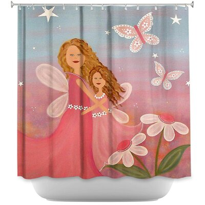Always Forever Shower Curtain