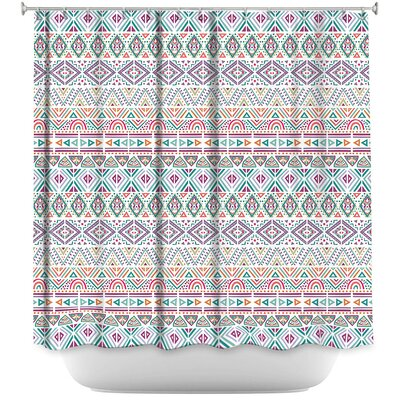 Luff African Dreams Shower Curtain