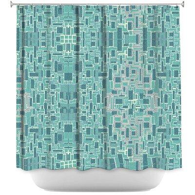 Lockman Aqua Tech Shower Curtain