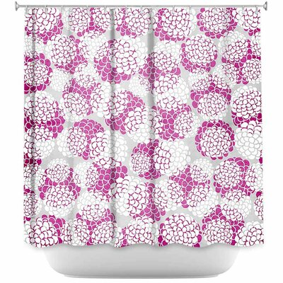 Floral Blossoms Shower Curtain