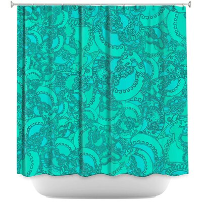Tapestry Mixed Shower Curtain