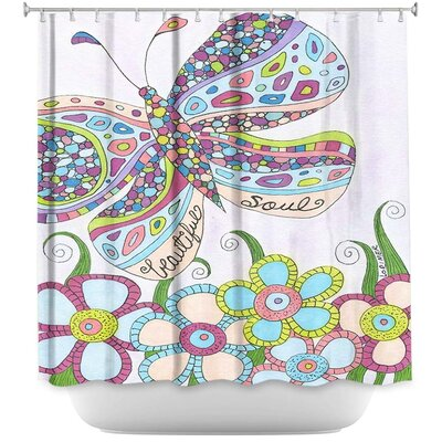Beautiful Soul Shower Curtain