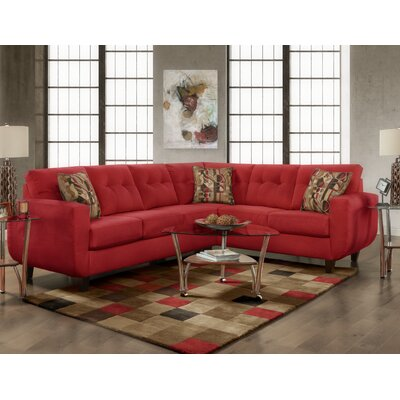 Leung Tufted Sectional