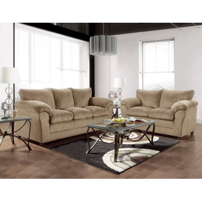 Endsley 2 Piece Living Room Set