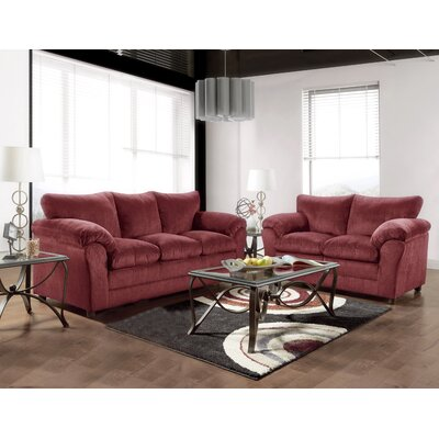 Engebretson 2 Piece Living Room Set