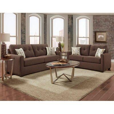 Castiglione 2 Piece Living Room Set