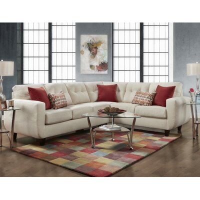 Levering Tufted Sectional