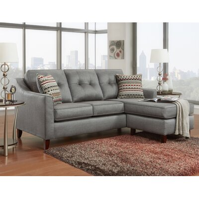 Levey Tufted Sectional