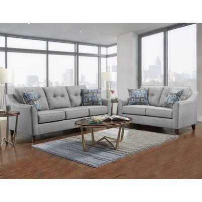 Castillon 2 Piece Living Room Set