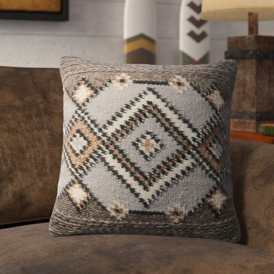 Lattimer Outdoor Throw Pillow Type: Pillow Cover, Fill Material: No Fill