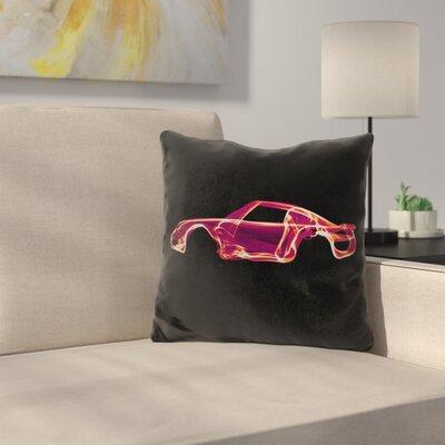 Porsche 959D Throw Pillow