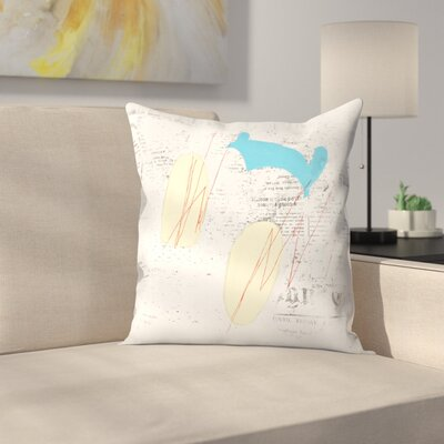 Kasi Minami Untitled 54 Throw Pillow Size: 18 x 18