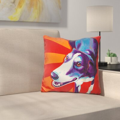 Evie Throw Pillow