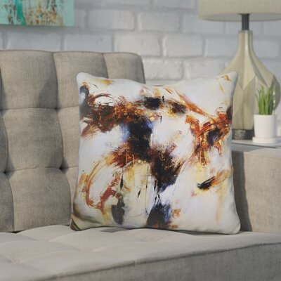 Hocker Deepest Expression Throw Pillow