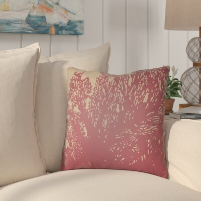 Broadbent Square Throw Pillow Size: 22