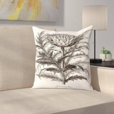 Besler 7 Throw Pillow Size: 18 x 18