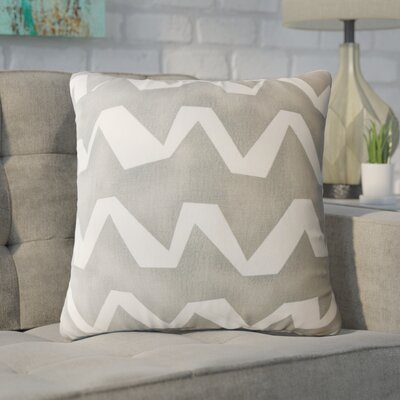Wiersma Geometric Down Filled 100% Cotton Throw Pillow Size: 20 x 20