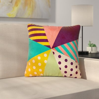 Louise Machado Umbrella Outdoor Throw Pillow Size: 18 H x 18 W x 5 D