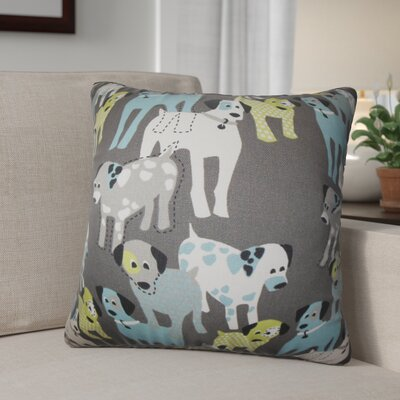 Gofried Animal Print Cotton Throw Pillow