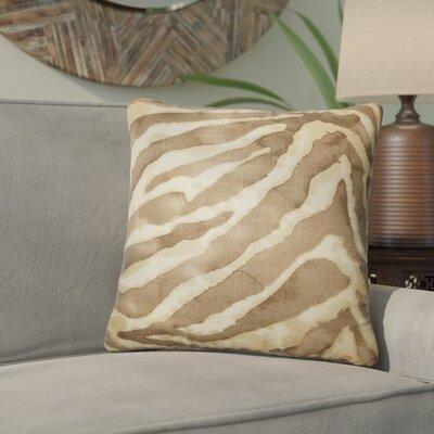 Zwolle Animal Print Cotton Throw Pillow