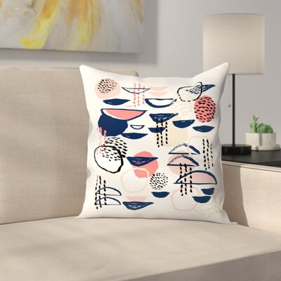 Cheli Throw Pillow Size: 14 x 14