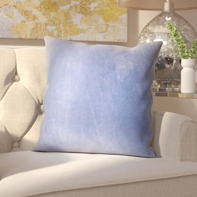Northam Cotton Throw Pillow Color: Violet