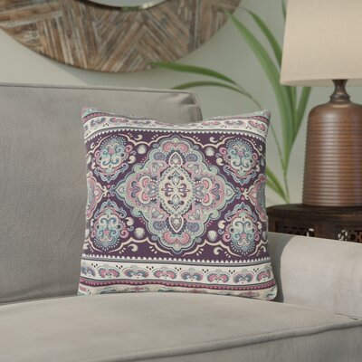 Desideria Throw Pillow Size: 16 x 16