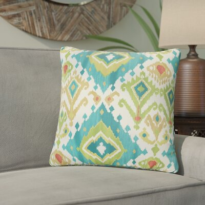 Camille Indoor/Outdoor Throw Pillow Size: 18 H x 18 W