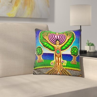 Trees Got Soul Throw Pillow