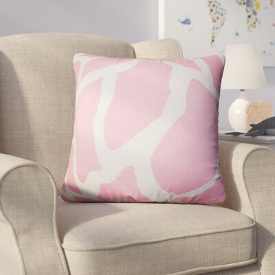 Baisley Geometric Cotton Throw Pillow