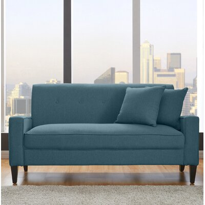 Petterson Sofa Upholstery: Blue