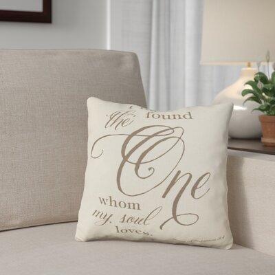 Hague Cotton Blend Throw Pillow