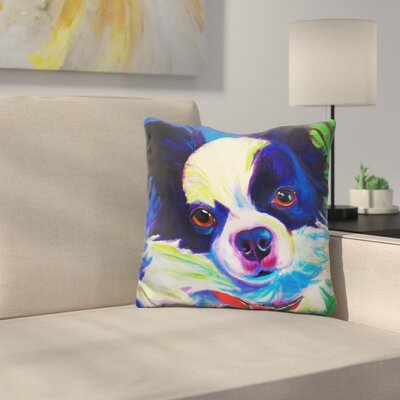 Esso Gomez Throw Pillow