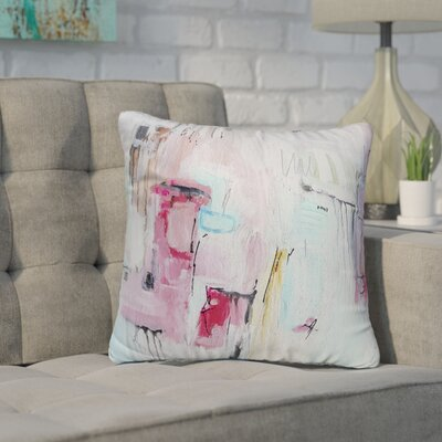 Pippa Indoor/Outdoor Throw Pillow Size: 18 H x 18 W x 8 D