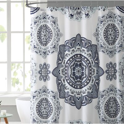 Partida Shower Curtain